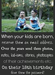 Not a bad idea for older parents to do for their grown children because one day… Great Idea For Your Kids quotes quote memories family quote family quotes parent quotes mother quotes parenting ideas Kids And Parenting, Parenting Hacks, Parenting Quotes, Funny Parenting, Parenting Plan, Parenting Styles, Gentle Parenting, Education Positive, My Bebe