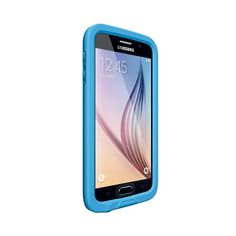 LifeProof Fre case for Samsung Galaxy S6 (Base Jump Blue) | Strike