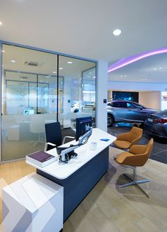 Lexus Dealership - made by ARNO