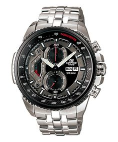 Casio Edifice - Chronograph EF-558D-1AV (51 × 49.3 × 14.1 mm) Total weight 197 g