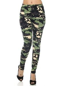 Try and Find Me Plus Fashion Leggings - Du North Designs