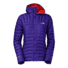 the north face || women's catalyst micro jacket - xs in prussian blue