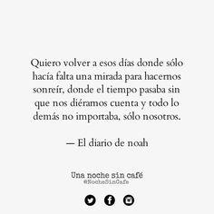 El diario de noah