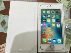 Bán iPhone 6 64G Gold Máy Zin 100% Full Box Phụ Kiện Zin Theo Máy