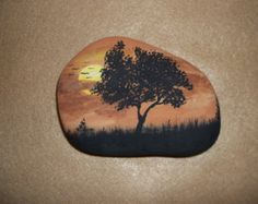 We all need a little PEACE! The Peace rock collect range in size from 2.5 inches wide to 4 inches and weigh between 5.8oz up to 15.1 oz. All are painted with acrylic paint and clear coated. For all local buyers please contact me before purchase and I will gladly deliver your rock. #8 is no longer available