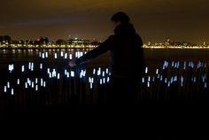 Daan Roosegaarde  Studio Roosegaarde  lights