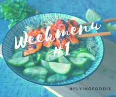 Makkelijk, Gezond en snel weekmenu. Recepten die binnen 30 minuten klaar zijn!
