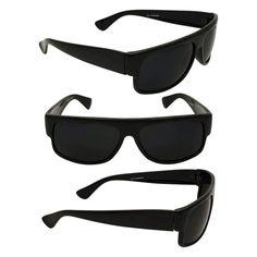 0e7c7945abe0 Easy E DARK LENS Locs Sunglasses OG Motorcycle Cholo Rap with Black Frame
