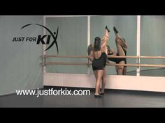 Extension Stretch - Just For Kix Dance