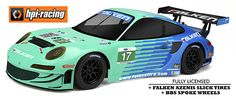 HPI RTR SPRINT 2 SPORT RC Car by HPI Racing Europe