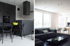 El toque de blanco y negro en el comedor se vuelve una tendencia si lo sabes decorar con estilo. ¡Conoce el nuestro! Llámanos al (+502) 2366-6699.