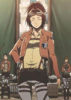 Hanji Zoe Shingeki no Kyjin Attack on Titan