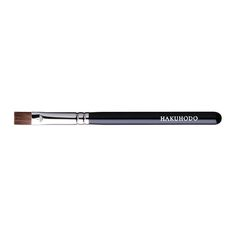 J523HSBkSL Lip Brush LL Flat