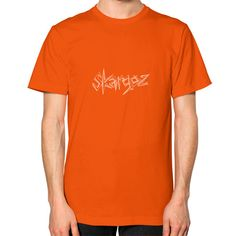 Skargoz Logo - Unisex T-Shirt (on man)