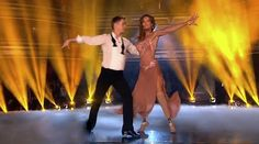 Derek Hough & Amy Purdy  - Rumba   -  Dancing With the Stars  -  week 7 Latin Night -  season 18  -  spring 2014  -  guest judge Ricky Martin