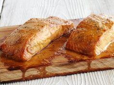 Cedar Plank Salmon : Recipes : Cooking Channel