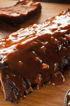 Barbecue Ribs with Homemade Sauce Recipe