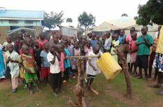 help on my mission in Uganda .