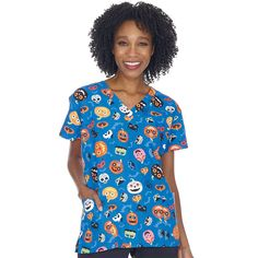 Scrubin Is Your Destination For the Lowest Prices On Nursing Scrubs, Medical Uniforms, Medical Supplies & More. Shop At Scrubin and Save On Scrubs Today! Halloween Scrubs, Halloween Ii, Halloween Prints, Leg Scrub, Scrub Pants, Scrub Tops, Medical Uniforms, Medical Scrubs, Lady V