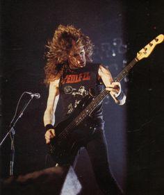 """thrashythrasher: """"Jason Newsted from Metallica """""""