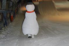 Welkom allemaal in mijn Snowparadijs! Daar ga ik! Een beetje meer naar rechts moet ik skiën, dan kan ik nog hoger maken! #jump #freestyle