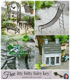 Awesome Faerie Garden Accessories