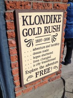 Learn more about modern Seattle's early history during a visit to this newly(ish) revamped (relocated) museum run by the national park service. Park Service, Gold Rush, Seattle, National Parks, Museum, The Unit, Adventure, History, Modern
