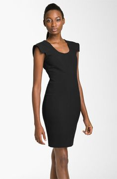 Robert Rodriguez Seamed Sheath Dress available at #Nordstrom