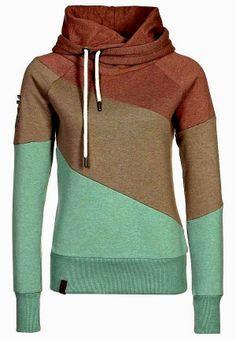 Gorgeous Comfy mutli color sweatshirt fashion   FASHION WINDOW