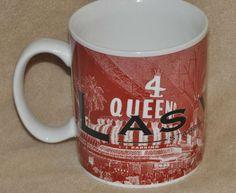 Starbucks Barista Mug Las Vegas Skyline Series Sin City Nevada Coffee Mug $45