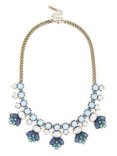 Beaded Betty Collar Necklace | BaubleBar