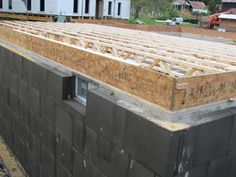 What we learned using Foamglas instead of polystyrene to insulate our basement slab and foundation walls