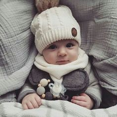 How sweet... all bundled up