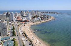Uruguay recibió 2,4 millones de turistas en siete meses