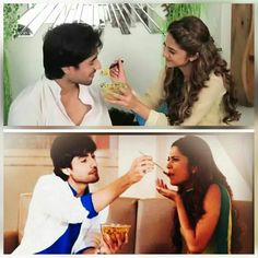 SFFU  Feeding  adiya Jennifer Winget Beyhadh, Indian Drama, Cute Love Couple, Forever Love, Favorite Person, Beauty Queens, Shawn Mendes, Couple Goals, Cute Couples