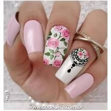 Imagem relacionada Wow Nails, Pretty Nails, Ratchet Nails, Nail Art Techniques, Fabulous Nails, Nails Inspiration, All The Colors, Nail Colors, Acrylic Nails