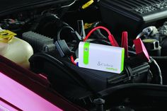 There is no end to the charging packs coming out for cellphones, but Cobra Electronics, famous for their radar detectors, has come out with something a little bigger.