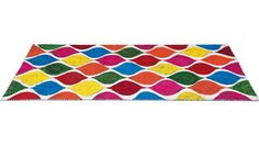 Tapis Multicolore Waterdrop Colore 170x240cm Kare Design