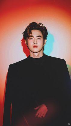exo :: suho 🐰 - Super K-Pop Baekhyun Chanyeol, Kpop Exo, Exo Chanyeol, K Pop, Jung So Min, Kim Minseok, Kim Junmyeon, Wattpad, Exo Members