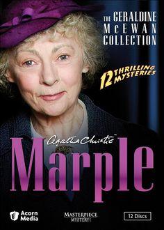 Мисс Марпл Агаты Кристи (Agatha Christie's Marple)