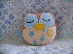 Sleepy owl.....