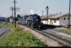 RailPictures.Net Photo: NW 2136 Norfolk & Western Steam 2-8-8-2 at Stoneville, North Carolina by Bob Drake [Collection of Tom Sink]