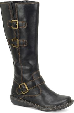 BOC Womens Cleo Black Synthetic Boots 10 BM US *** More info could be found  at the image url.