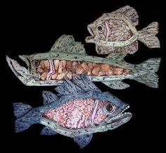 Larry C. Ayer, Artist & Illustrator - Driftwood
