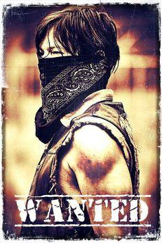 Daryl Dixon! If he dies... I will stop watching! #TheWalkingDead