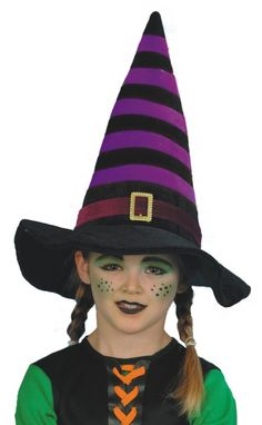Witch make up for kids