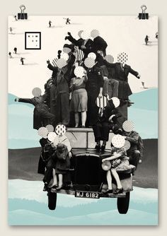 Collage - Agustina Boer