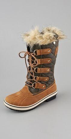 Sorel Tofino Waterproof Boots - StyleSays
