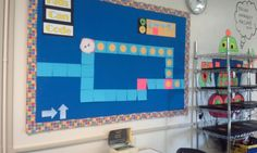 HOUR OF CODE bulletin board -- based on the KODABLE app.   Changed weekly during the month (by Jen Wagner)