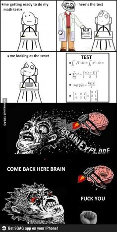 Math test funny meme | Funny memes and pics
